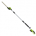 Earthwise LPHT12022 20-inch, 20-inch cordless hedge trimmer, 2.0 Ah battery and fast charger included