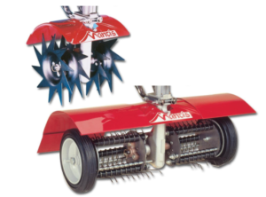 Mantis 7321 Power Tiller Aerator