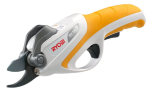 RYOBI rechargeable pruning shears