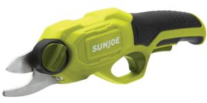 Sun Joe PJ3600C 3.6V 2000 mAh 0.6 Sec Rapid Cutting Cordless Rechargeable Power Pruner