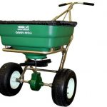 THE ANDERSONS LCO-1000 ROTARY FERTILIZER/ICE MELT SPREADER