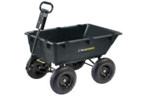 Gorilla Carts GOR866D Garden Cart