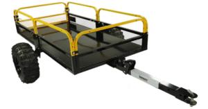 MotoAlliance Heavy-Duty Utility Cart